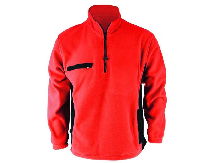Куртка Флис (204), Красный