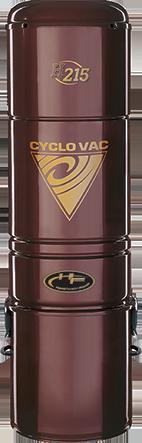 Агрегат центрального пылесоса Cyclovac H215