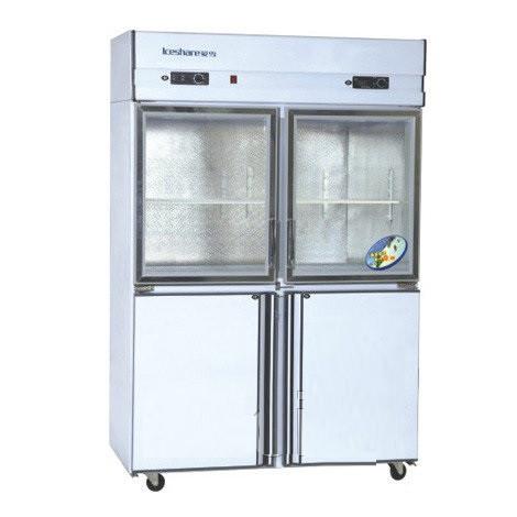 Холодильник 490 литров (4-х дверный)