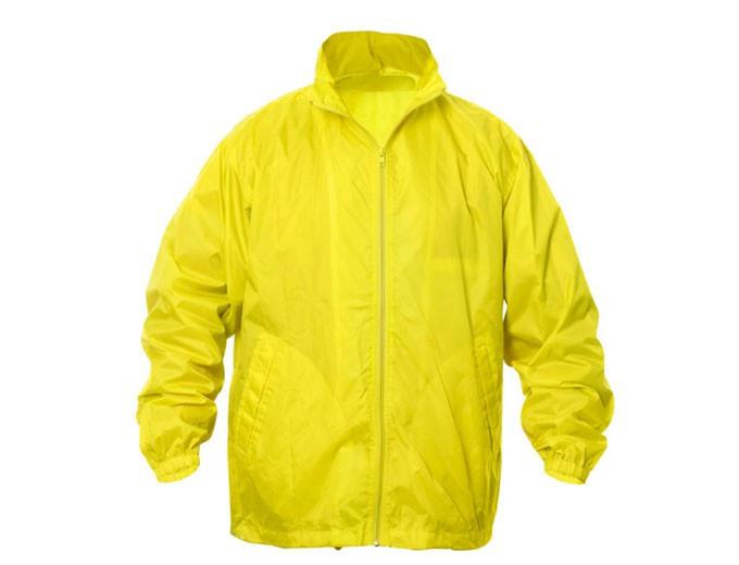 Ветровка Водонепроницаемая, Желтый