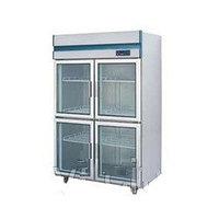 Холодильник 490 литров (4-х дверный витринный)
