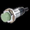 Индуктивный датчик M18, NPN НО, расстояние срабатывания 8мм