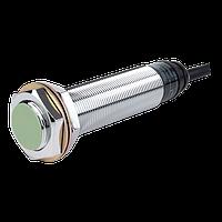 Индуктивный датчик M18, NPN НЗ, расстояние срабатывания 5мм