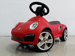 Толокар Porshe гелевые колеса