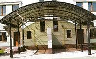 Сотовый поликарбонат 10мм Практичный, фото 1