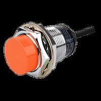 Индуктивный датчик М30 NPN НO, расстояние срабатывания 15мм