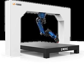 Трехмерный волоконный лазерный резак LF1800