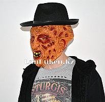 Латексная маска на хэллоуин Фредди Крюгер