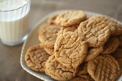Арахисовое печенье - рецепт