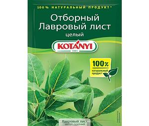 Лавровый лист целый сушеный KOTANYI, пакет 5г
