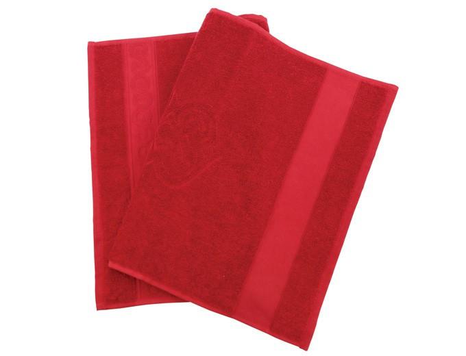 Полотенце 375х700мм, Красный