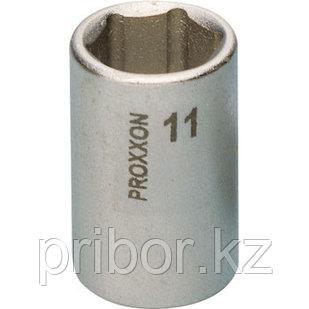 "23724 Proxxon Головка на 1/4"", 11 мм"