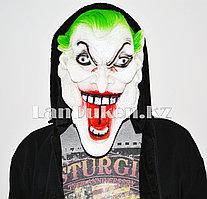 Латексная маска на хэллоуин Джокера
