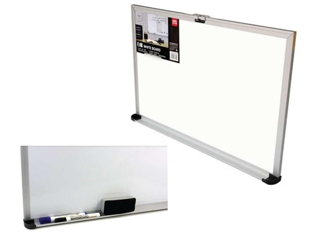 Доска магнитно-маркерная DELI 100 х 200 см.