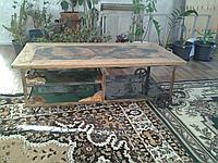 Журнальный стол  из эпоксидной смолы, фото 1