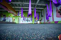 Резиновое покрытие для тренажерного и гимнастического зала