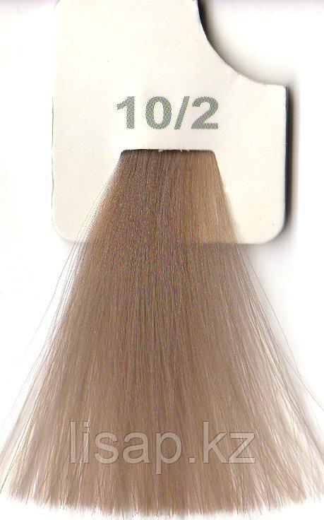 10/2 Краска для волос LK  марки LISAP (минимальный% аммиака)