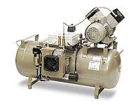 Безмасляный компрессор DK50 2V/110