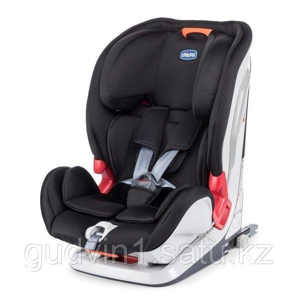 Chicco: Автокресло Youniverse Fix Jet Black (9-36 kg) 12+ 1073428