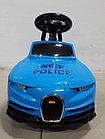 Толокар Police на гелевых колесах, фото 2
