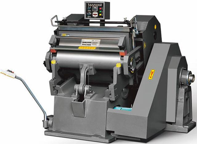 Тигельный пресс для высечки ML-750