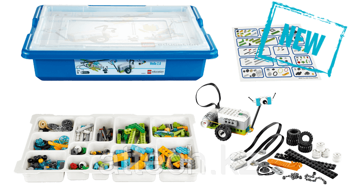 Набор WeDo 2.0 Lego Education 45300
