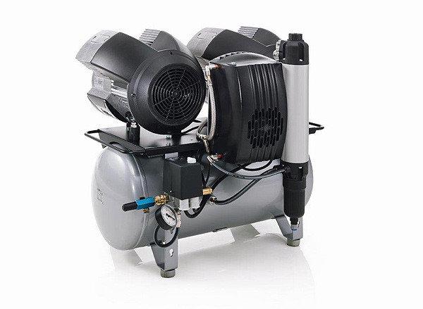 Безмасляный компрессор Tornado 4