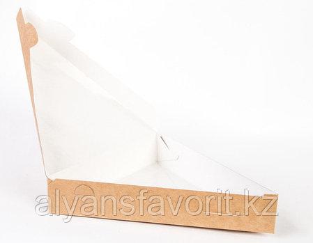 Уголок для пиццы Eco Pie, размер 220*220*40 мм.РФ, фото 2