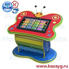 Детские сенсорные столы