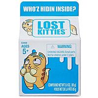 "Hasbro Lost Kitties E4459 Игровой набор ""Котенок в молоке"""