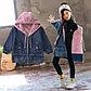 Куртка женская и детская , ПАРКа джинсовая, фото 4