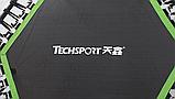 Фитнес батут для джампинга с ручкой Techsport, фото 3