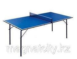 Теннисный стол Start Line Junior с сеткой (Р-р: Д 136 см, Ш 76 см, В 65 см)