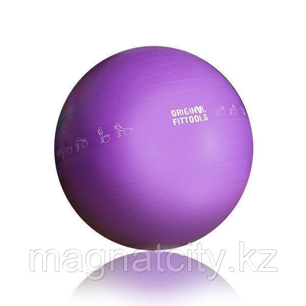 Гимнастический мяч 75 см для коммерческого использования (FT-GBPRO-75)