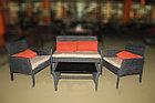 Комплект мебели из искусственного Ротанга Бокарнея, фото 2