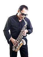 Саксофонист на мероприятия