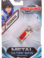 Monsuno Metal Ultra Spin Poisonwing Монсуно Стартовый мини набор
