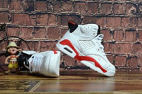 Детские баскетбольные кроссовки Nike Air Jordan 6 , фото 2