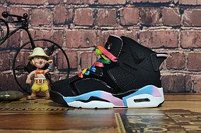 Детские баскетбольные кроссовки Nike Air Jordan 6