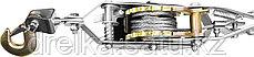 Лебедка ручная рычажная СИБИН 43125-2, тросовая, 2 тонны , фото 3