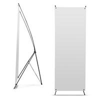Х-баннер Корея (200см х 120см)