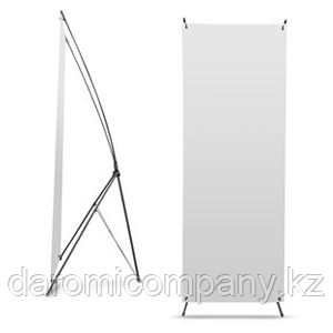 Х-баннер Модель Эконом (160см х 60см)