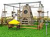 Веревочный парк со скалодромом Сокровища цитадели