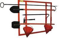 Щит пожарный открытого типа ЩПО (в комплекте)