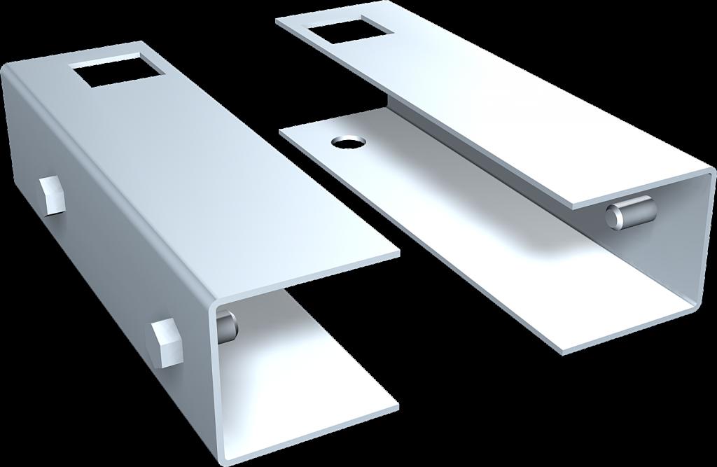 Кронштейны для перфорированной панели 01.AG
