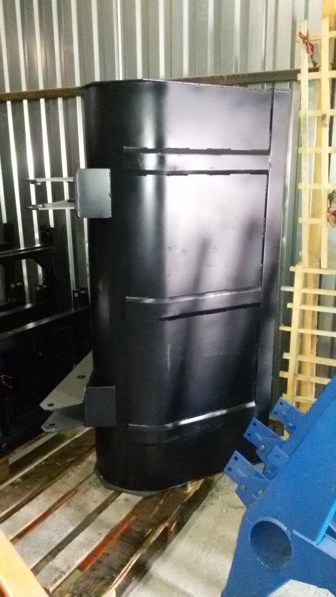 Ковш  ПКУ-0,8 зерновой напогрузчик