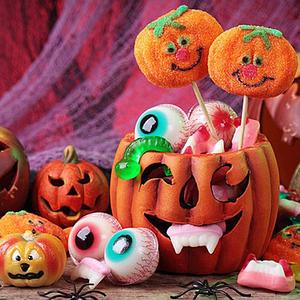 🎃 Halloween party - все для страшно веселой вечеринки