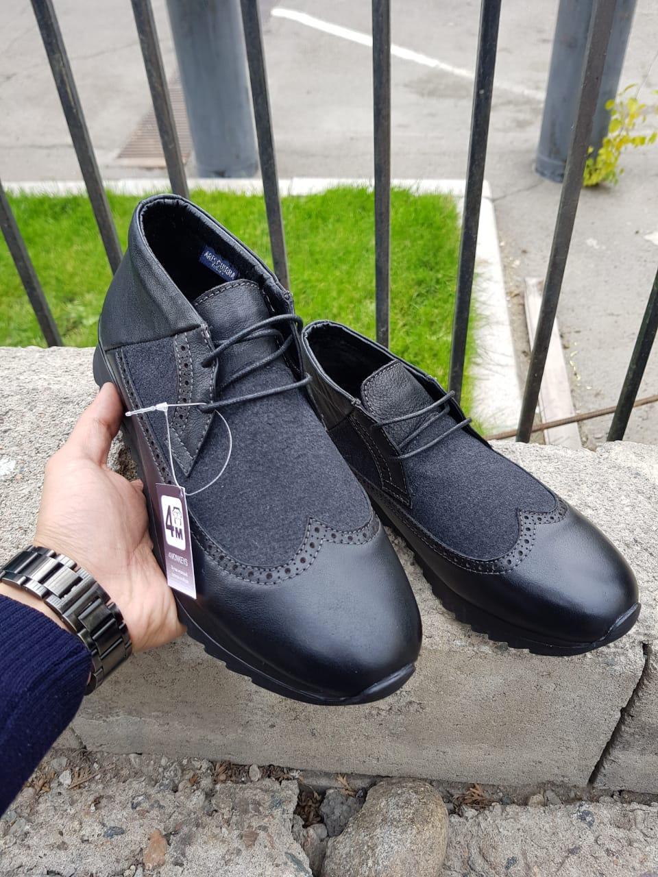 Супер модель, Демисезонная обувь полуспорт - фото 3