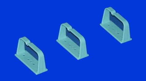Пластиковое кольцо Toten SA.1902.0000 для прокладки кабеля Grey