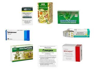 Препараты для нервной системы